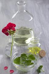 GÉRANIUM - Aromathérapie & Cosmétiques