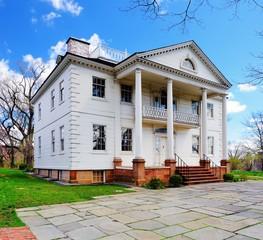 Morris-Jumel Mansion in Washington Heights, New York City