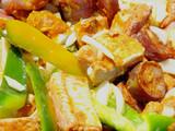 patatas con costilla y pimiento