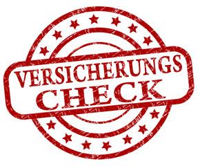 Versicherung Check Stempel  #130506-svg03