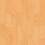 Seamless hardwood floor vector