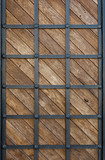 wood clad iron background