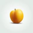 Vector peach