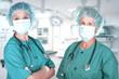 deux chirurgiennes.