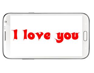 tel i love you