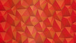 abstract background from hexagonal pyramids