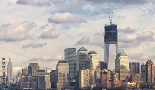 Foto op Aluminium Toronto New York Manhattan Panorama