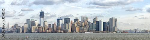 New York Manhattan Panorama