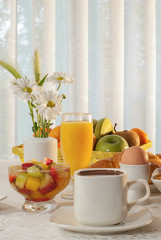 desayuno completo mañana de relax