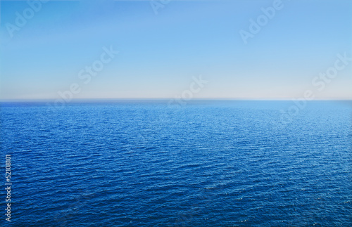 Foto op Canvas Australië Blue sea and sky