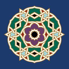 Aup Arabic Ornament Three