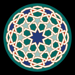 Aup Arabic Ornament Two
