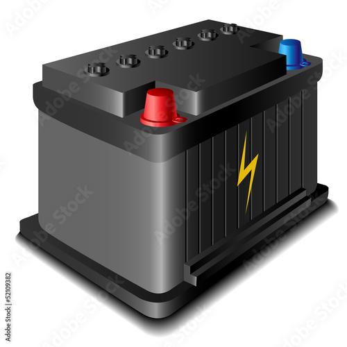 Car battery - 52109382