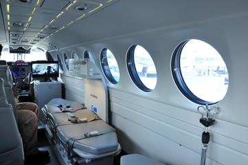 The air ambulance