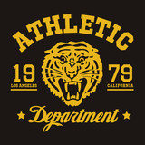 Athletic Department California Tiger