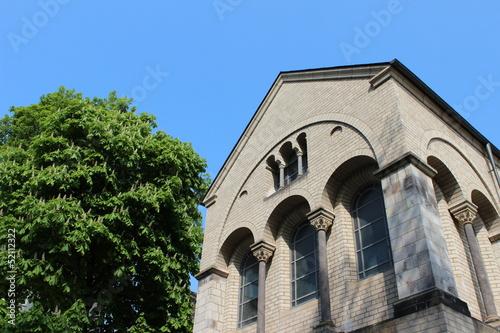 Papiers peints Fortification Sankt Maria Kirche im Kapitol