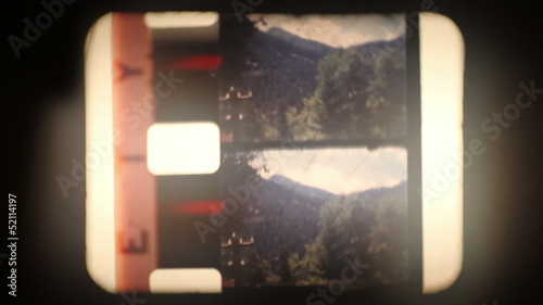 Film Strip Slips