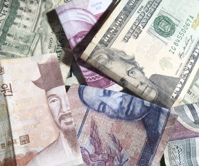 Money; Foreign Currency