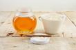 Oats and honey