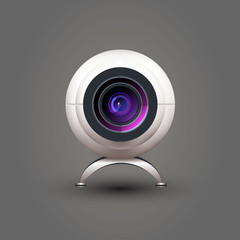 Web cam application icon