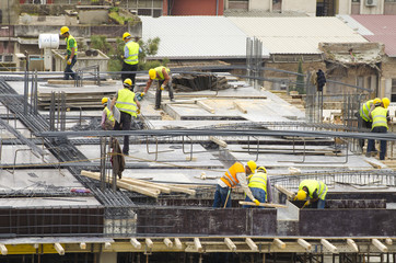 Constuction and Workers