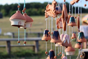 Clay bells