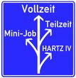 Vollzeit Teilzeit Hartz  #130507-svg02