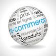 Sphère e-commerce
