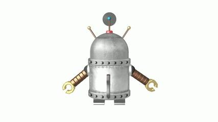 ロボット パターン