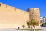 The Persian citadel of Karim Khan castle in Shiraz, Iran.