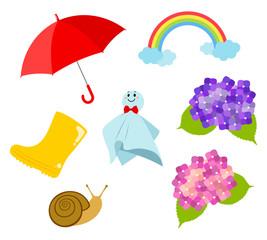 雨の季節 梅雨