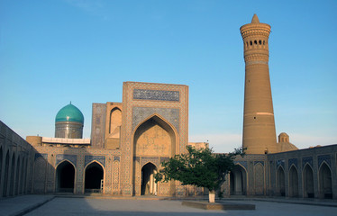 Islamic art in Buchara, Uzbekistan