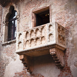 Fototapety Romeo and Juliet balcony