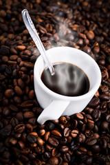 caffè caldo - hot coffee