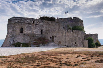Bourgi castle at Nafplio