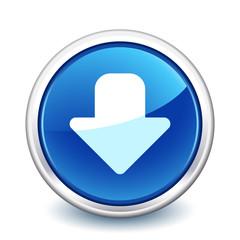 button blue download