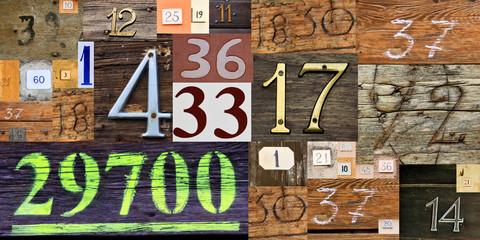 Patchwork di numeri