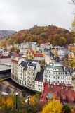 Historical center of Karlovy Vary
