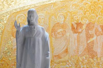 New altar of Fatima
