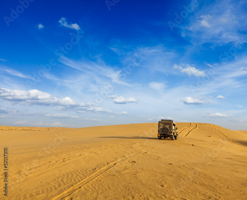 Desert safari  background