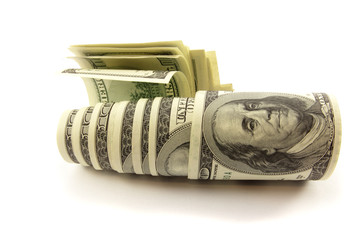 денежная трубка