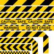 Absperrband, Barrier Tape, Restrictive Tape - 52140777