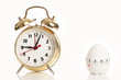 Alarm clock and kitchen timer