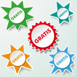 Star Labels Gratis