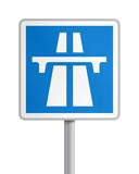 Panneau - Entrée d'autoroute V2
