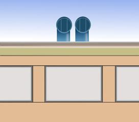 costruzione industriale
