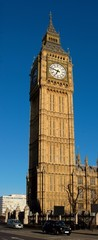 Big Ben - Palace of Westminster, London