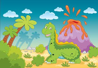 Dinosaur © igordudas