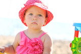fashion beach baby