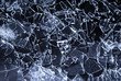 broken glass - 52153117